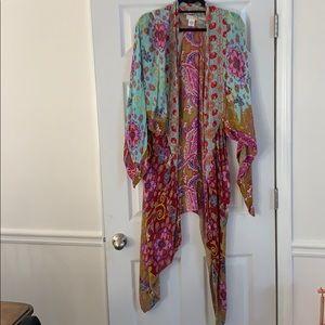 Free People Kimono!